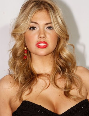 "Kate Upton-Too ""Chubby"" For A Supermodel?"