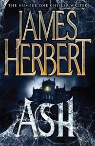 Portada original de Ash, de James Herbert