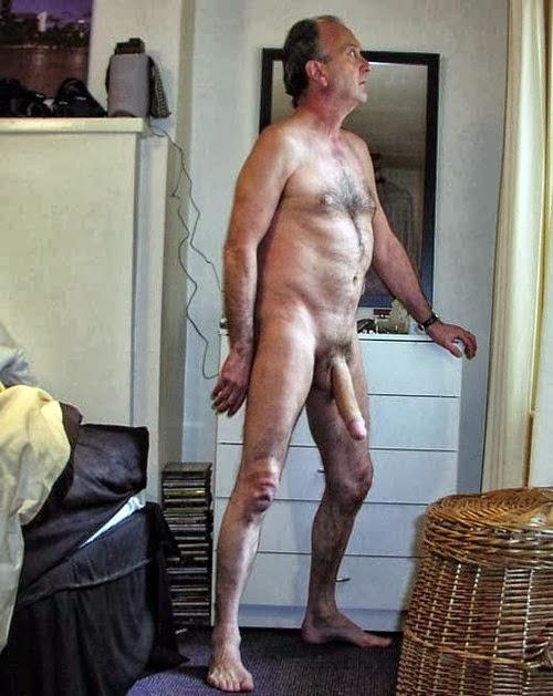 Grandpa With Big Cocks