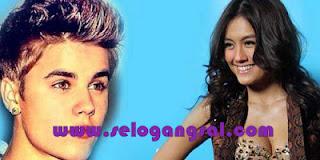 """Album Baru Agnes Monica """"Carried"""" di Tulis Langsung Oleh Justin Bieber"""