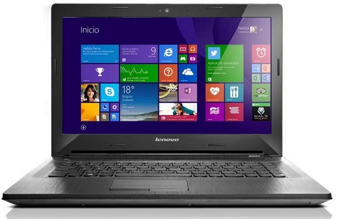 Gambar Laptop Lenovo G40-30 - 2GB RAM - Intel Celeron N2840