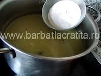 Supa crema de broccoli preparare reteta
