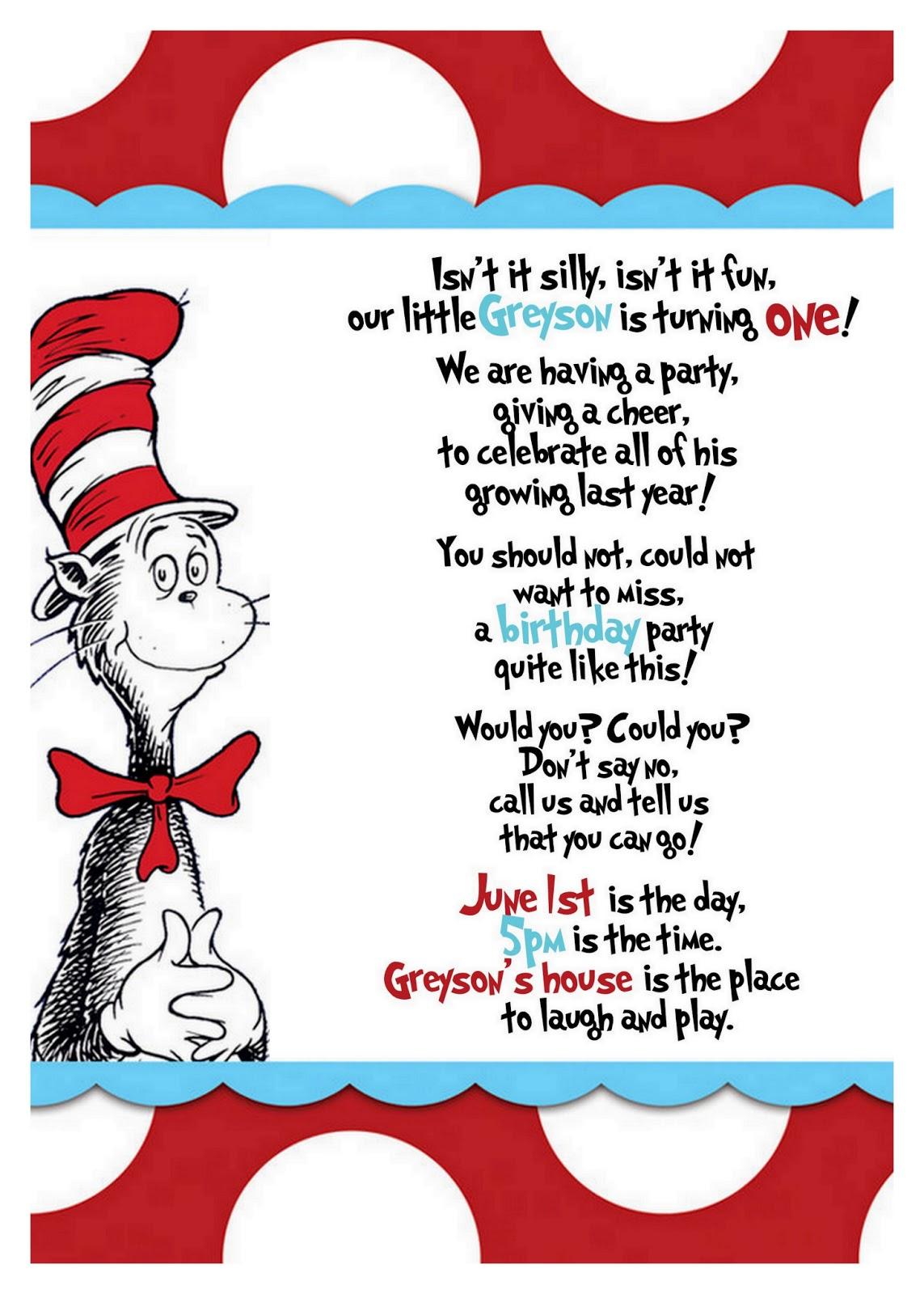 Dr Seuss Quotes About Love Creative Juices Drseuss Party