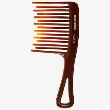 Tool Structure Shower Detangler Comb