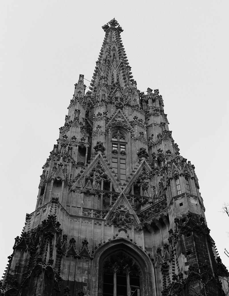 Vienna Dom Travel Trip