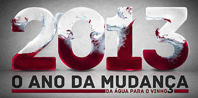 2013, ano da mudança!