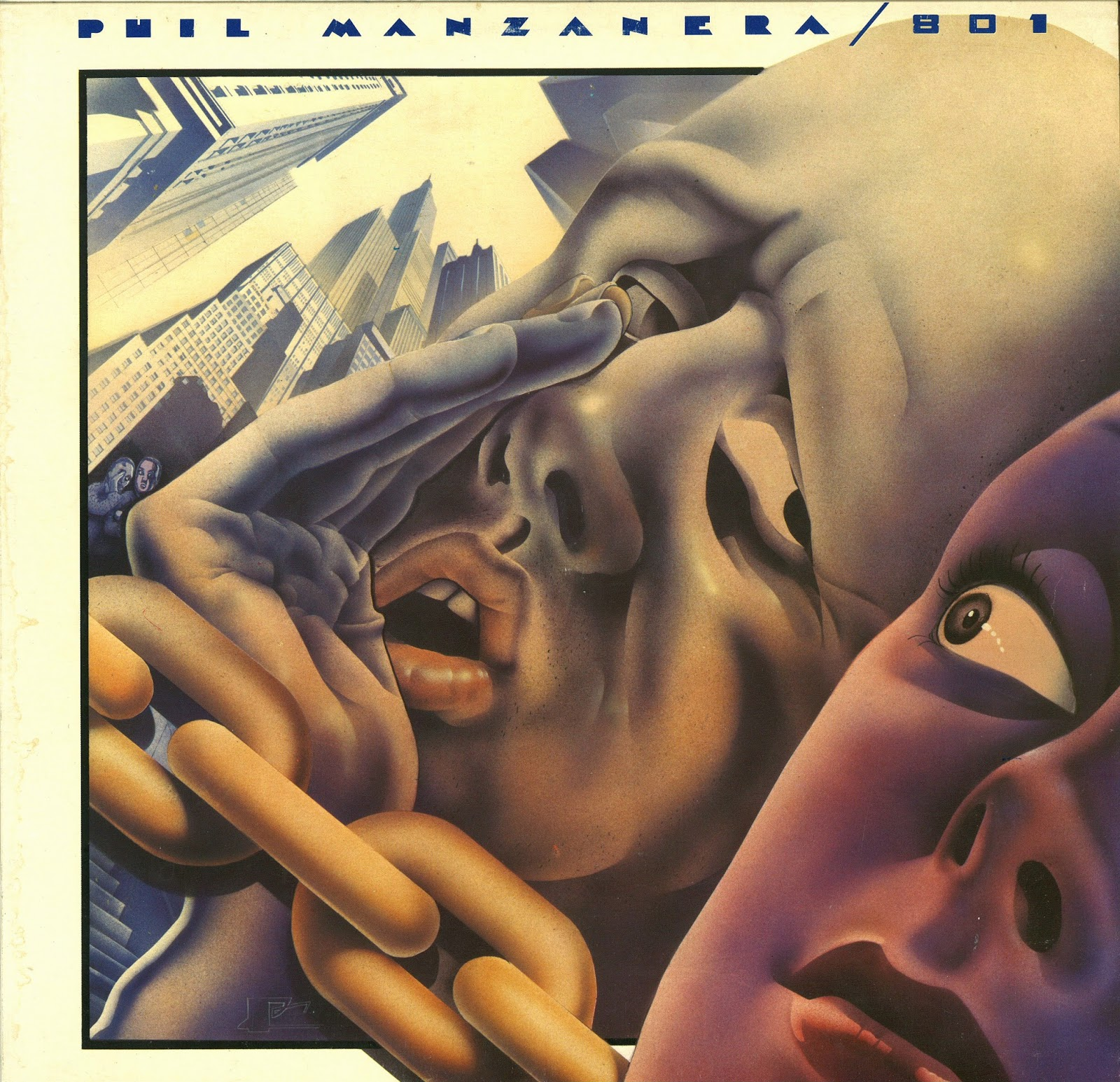 Phil Manzanera 801 Listen Now