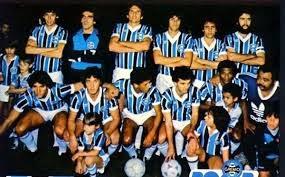 Gremio - Libertadores 1983