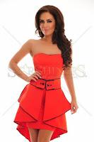 Rochie PrettyGirl Survivor Red (PrettyGirl)