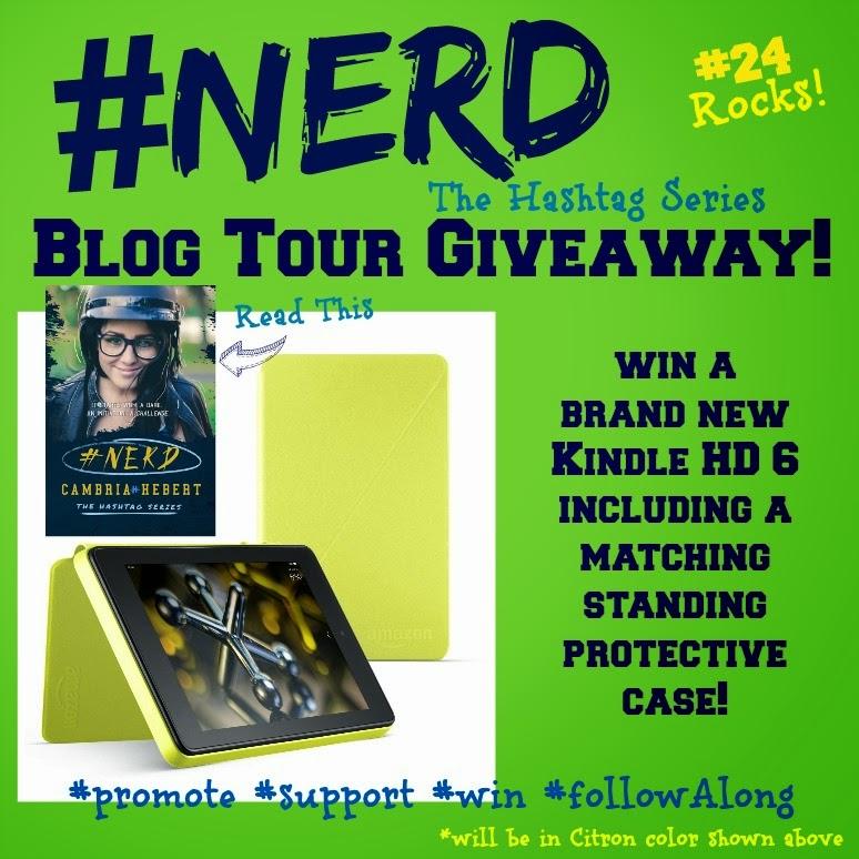 #Nerd giveaway