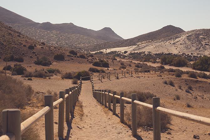 Cabo Gata Almería