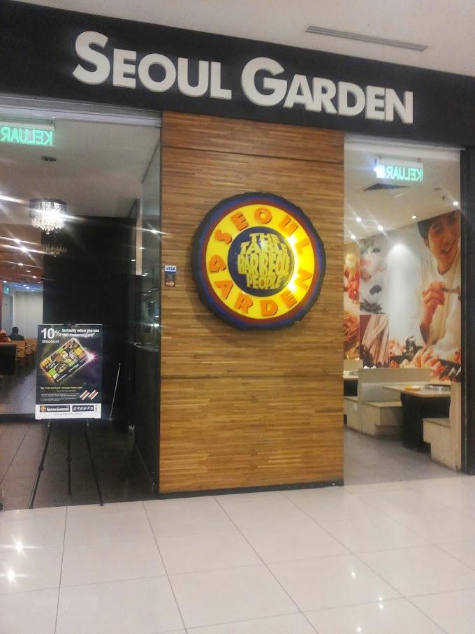 Seoul Garden, IOI Mall, Puchong