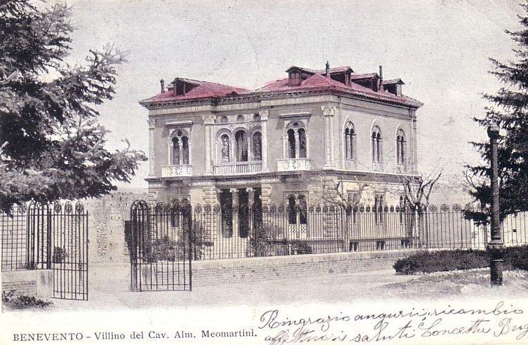 Villa Meomartini
