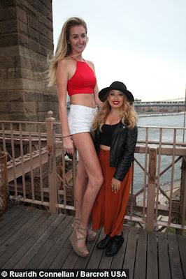Longest legs in America 1