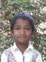 Aaryan - India (IN-862), Age 7