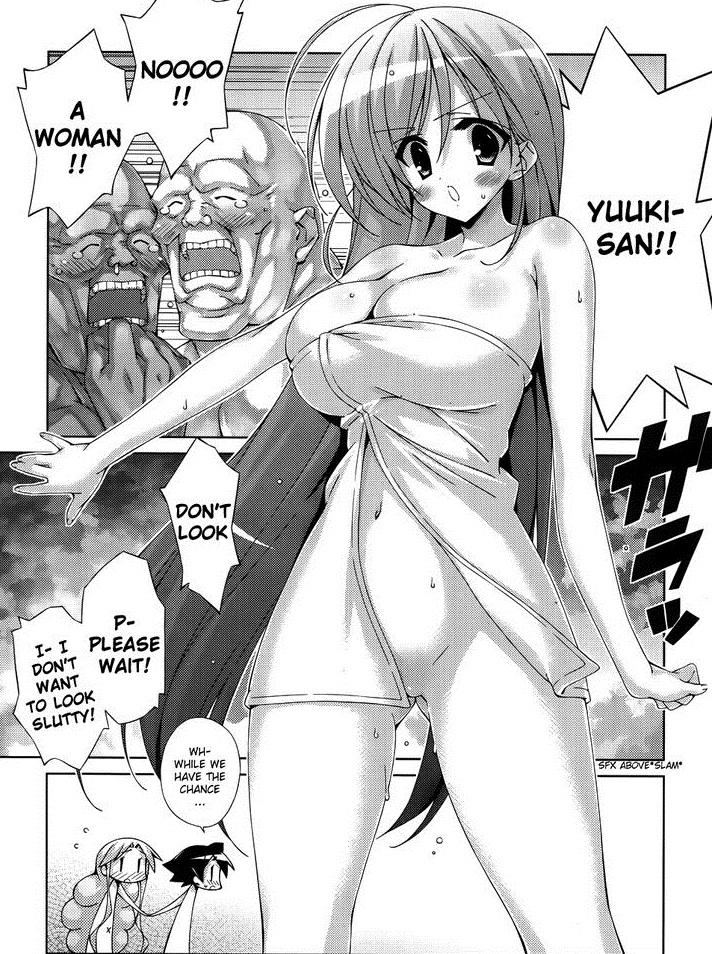Miyabi isshiki white bikini banna