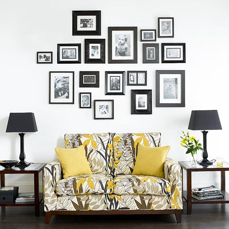 fotos collage cuadros decoracion de paredes decorando ando cuadros