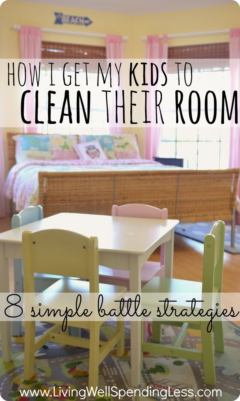how i get my kids to clean their room diy craft projects