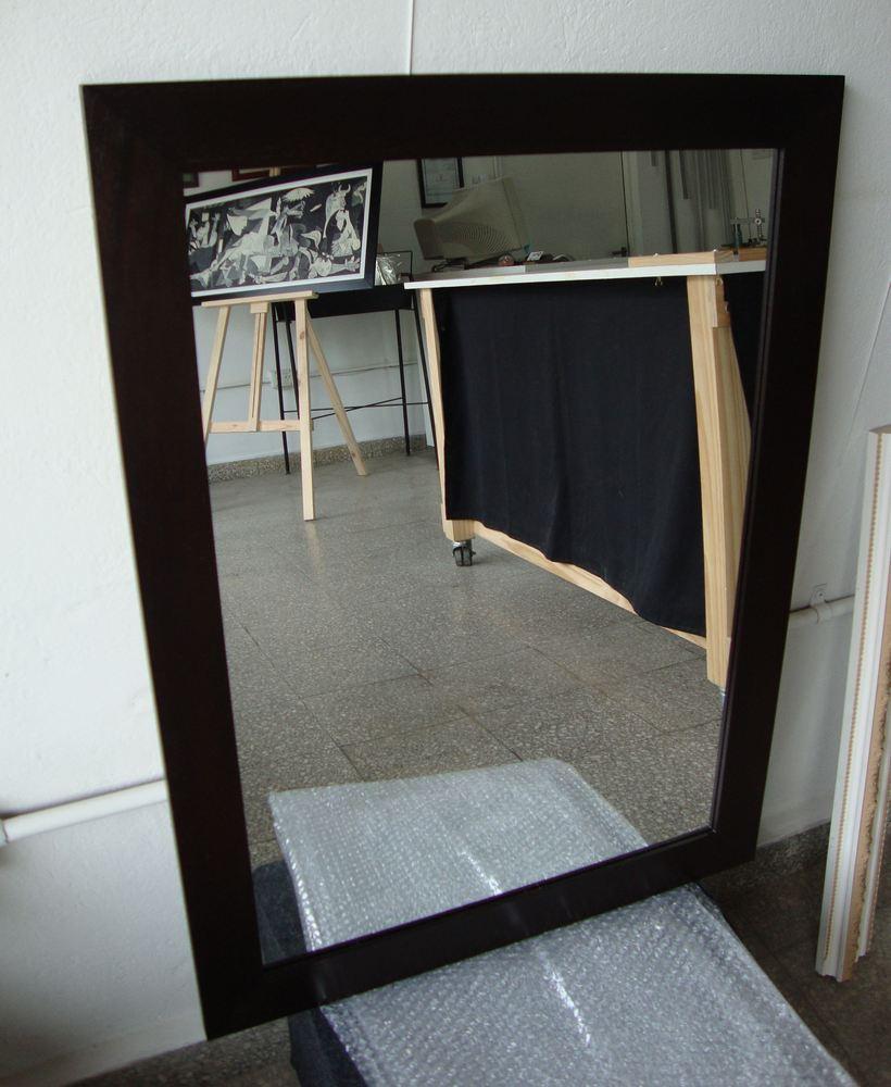 Espejos decorativos y funcionales for Espejos decorativos alargados