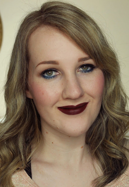 Notoriously Morbid Mystic Matte Lipstick - Lilith Swatches & Review