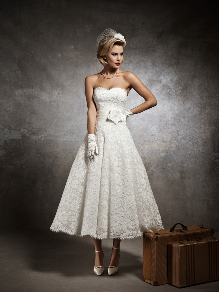 Fashion Wedding Dress: Eine gute Low-Cost-Brautkleid