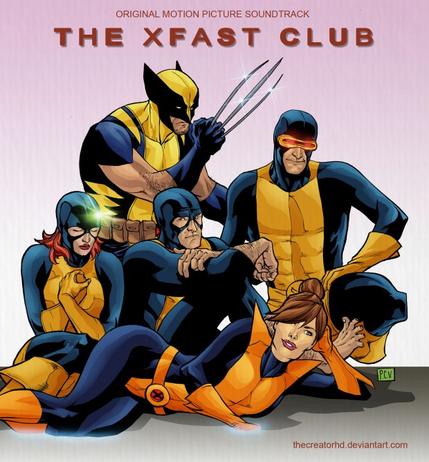 Breakfast Club - XFast Club