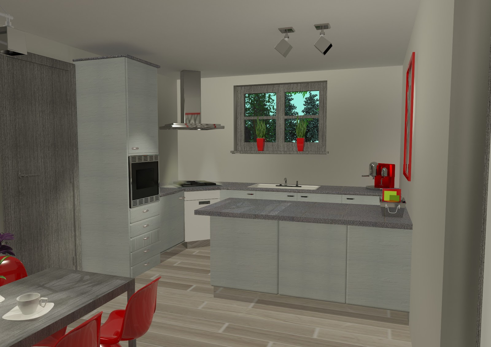 Interieur design visualisatie 3dstudiomax for Interieur opleiding