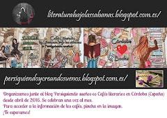 Cafés Literarios by Literatura bajo las sábanas & Persiguiendo sueños