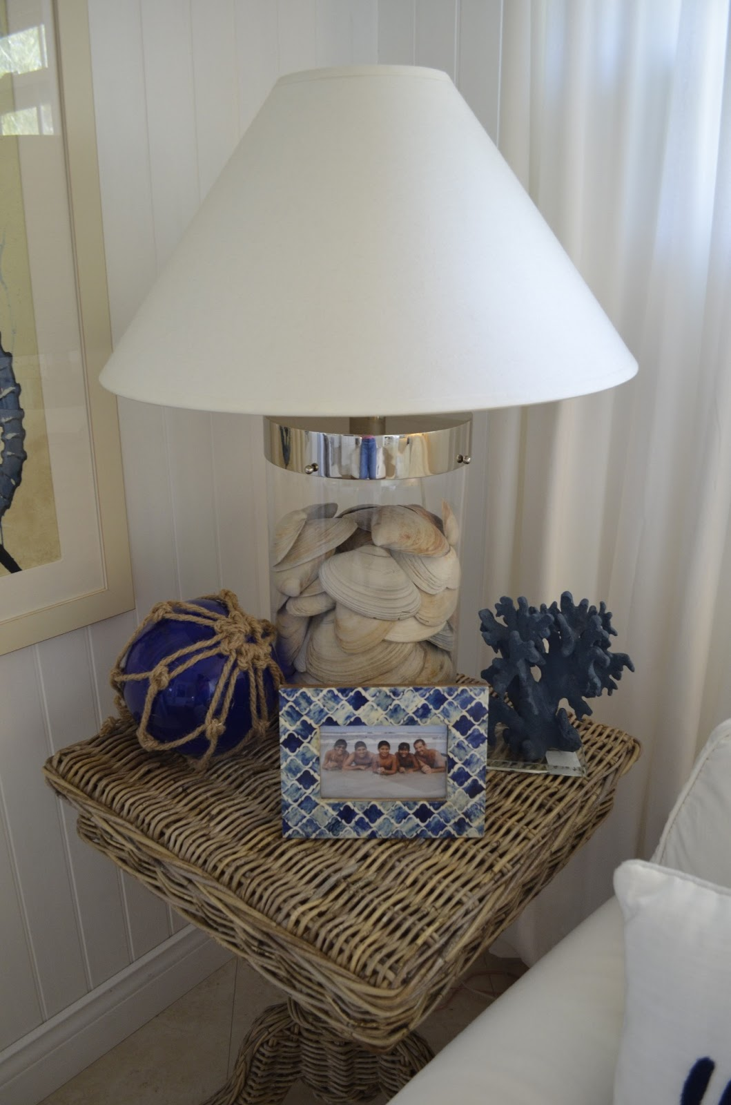 Beautifully Seaside Formerly Chic Coastal Living A Homegoods Happy Room Make Over