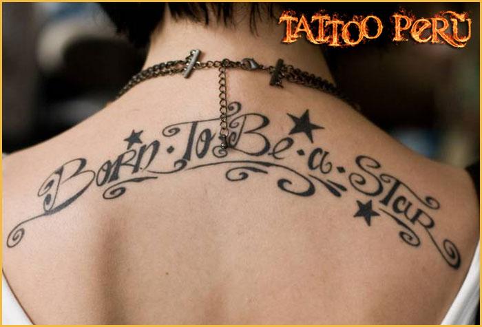 FOTOGRAFIAS DE TATUAJES PARA CHICOS Y CHICAS Letras_corridas_tattoo