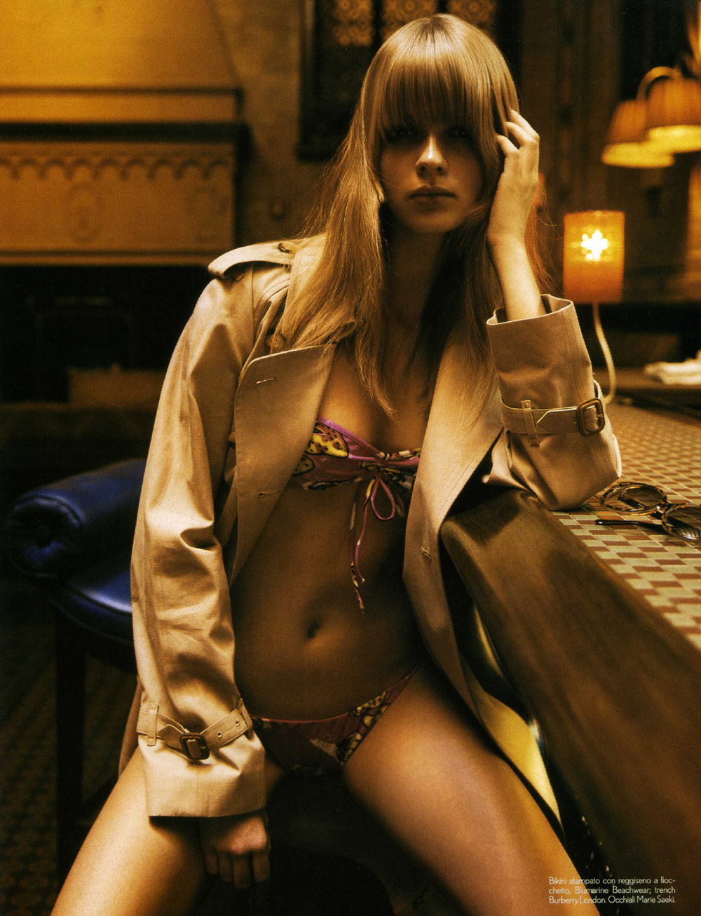 Vogue Italia June 2009 via www.fashionedbylove.co.uk