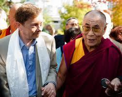 Eckhart Tolle y Tenzin Gyatso