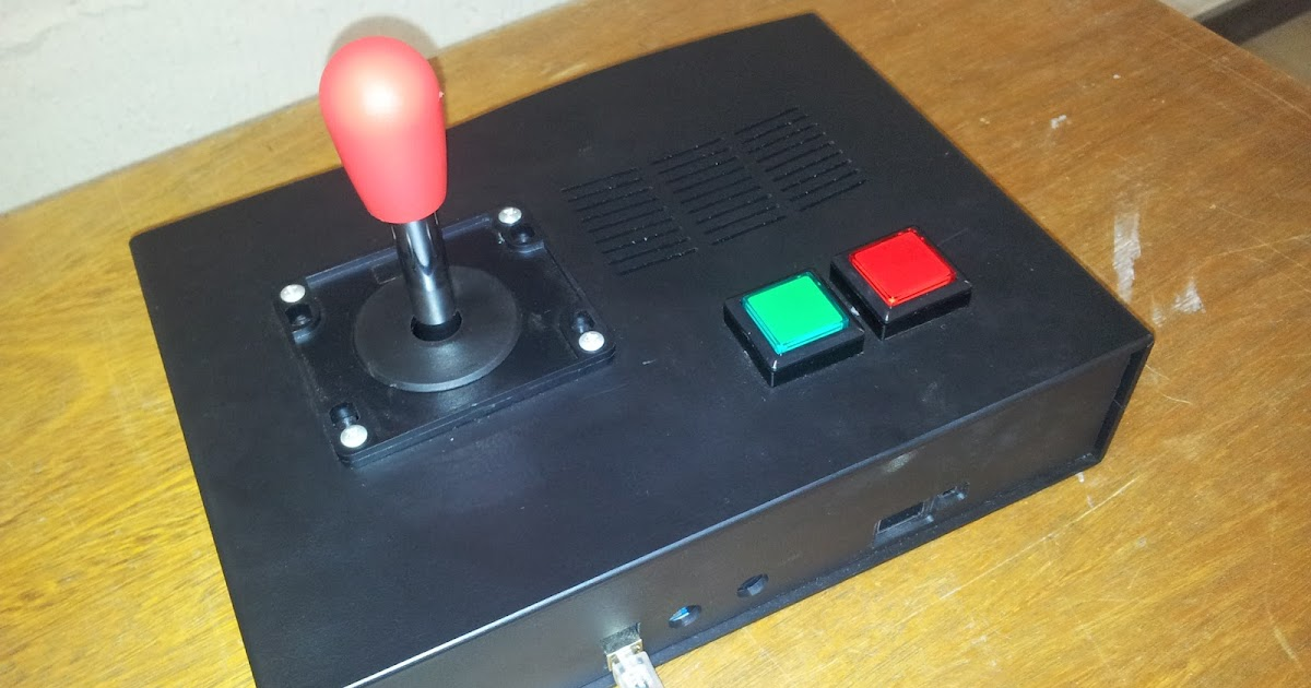 Arthur barcellos criação de um joystick arcade usb com