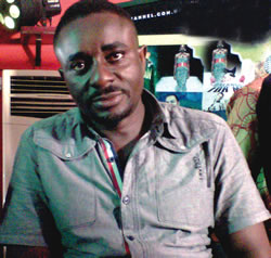 "Nollywood Actor Emeka Ike - ""My mother sold akara to train me"""