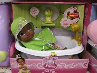 First Disney Princess Tiana