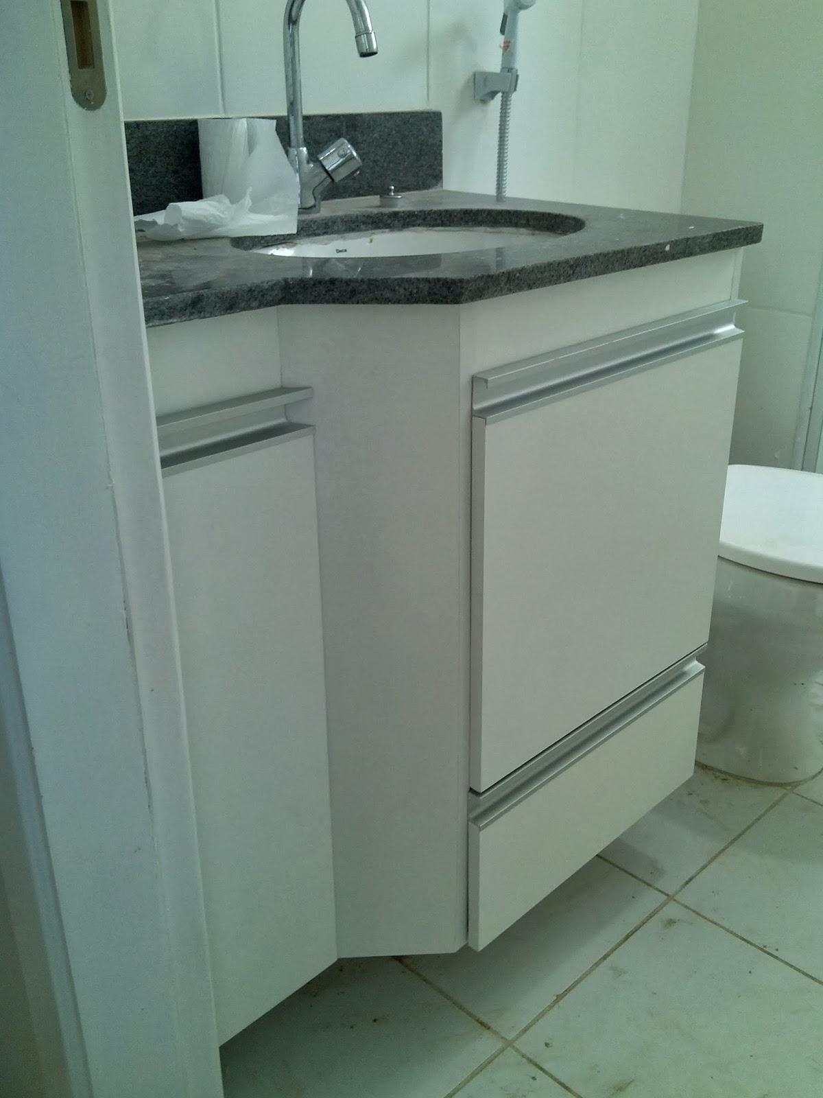 Max Marcenaria: Armários de pia de banheiro. #527970 1200 1600