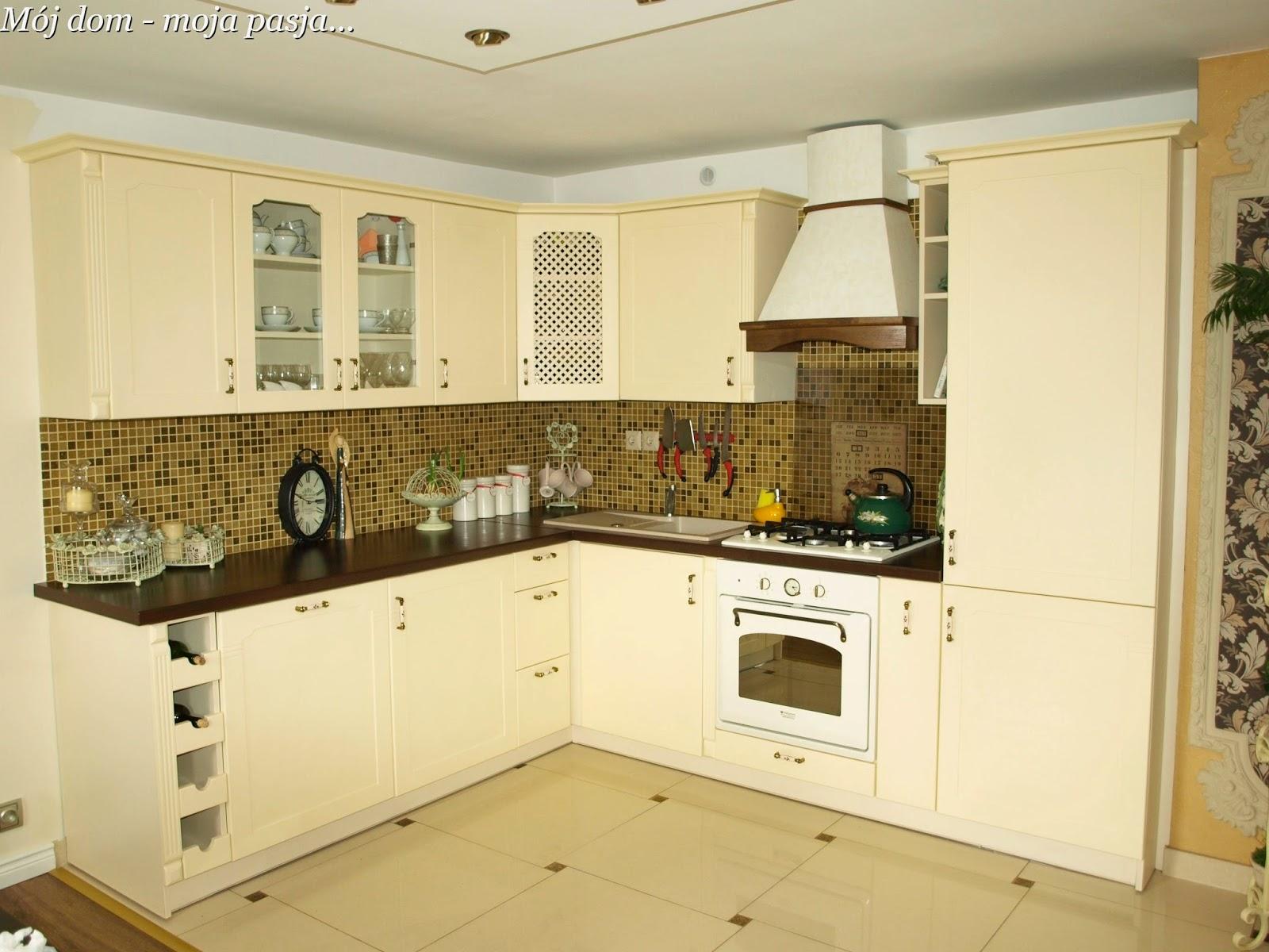 Mój dom  moja pasja by DomiNika KUCHNIA RETRO -> Kuchnia Elektryczna Amica Retro