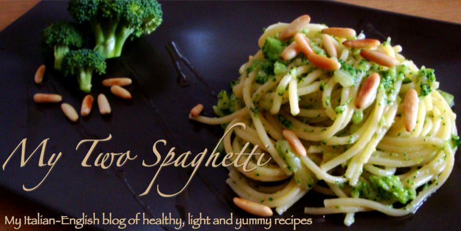 My Two Spaghetti