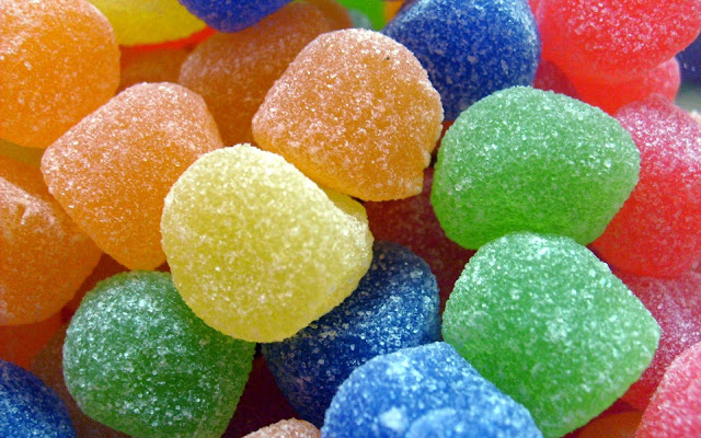 Macro Candy