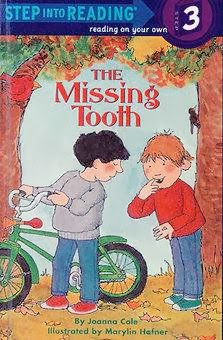 bookcover of Missing Tooth  (Step into Reading)  by Joanna Cole