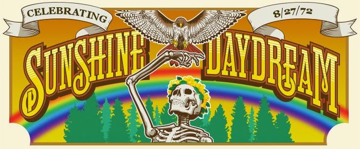 Grateful Dead: Sunshine Daydream Goodies - 8/27/72 - Veneta, OR