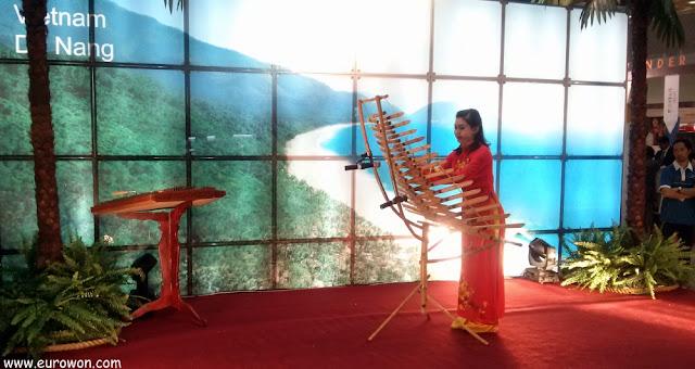 Actuación de Vietnam