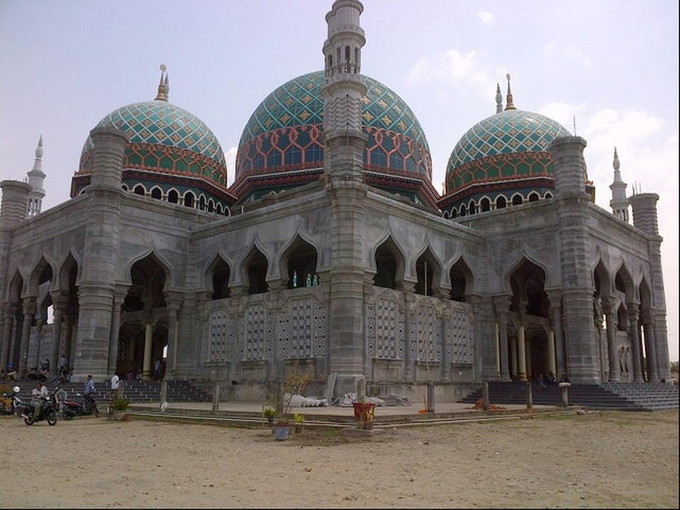 Mesjid Raya Pase Dalam Catatan Sejarah Aceh