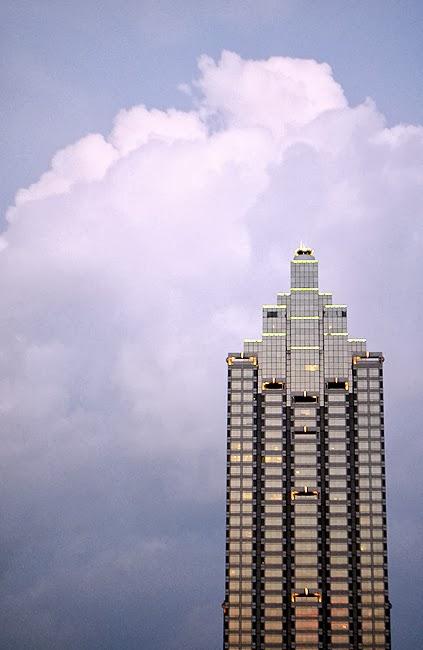 SunTrust Plaza, Atlanta's Tallest Downtown Skyscraper