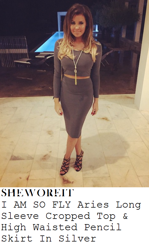 jessica-wright-silver-grey-long-sleeve-scoop-neck-body-con-crop-top-and-high-waisted-pencil-skirt-co-ords-ibiza