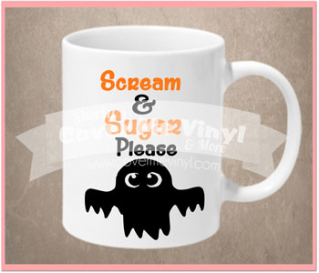 Scream & Sugar Mug