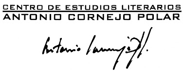 Centro de Estudios Literarios Antonio Cornejo Polar