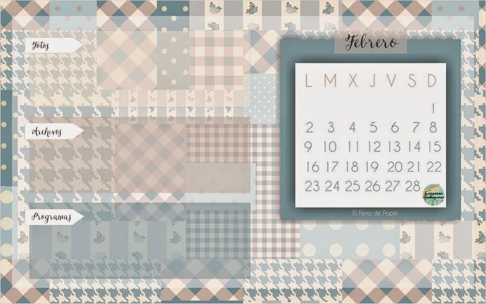 Calendario 2015: Febrero6