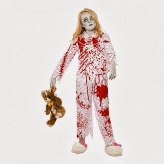 zombie utklädnad