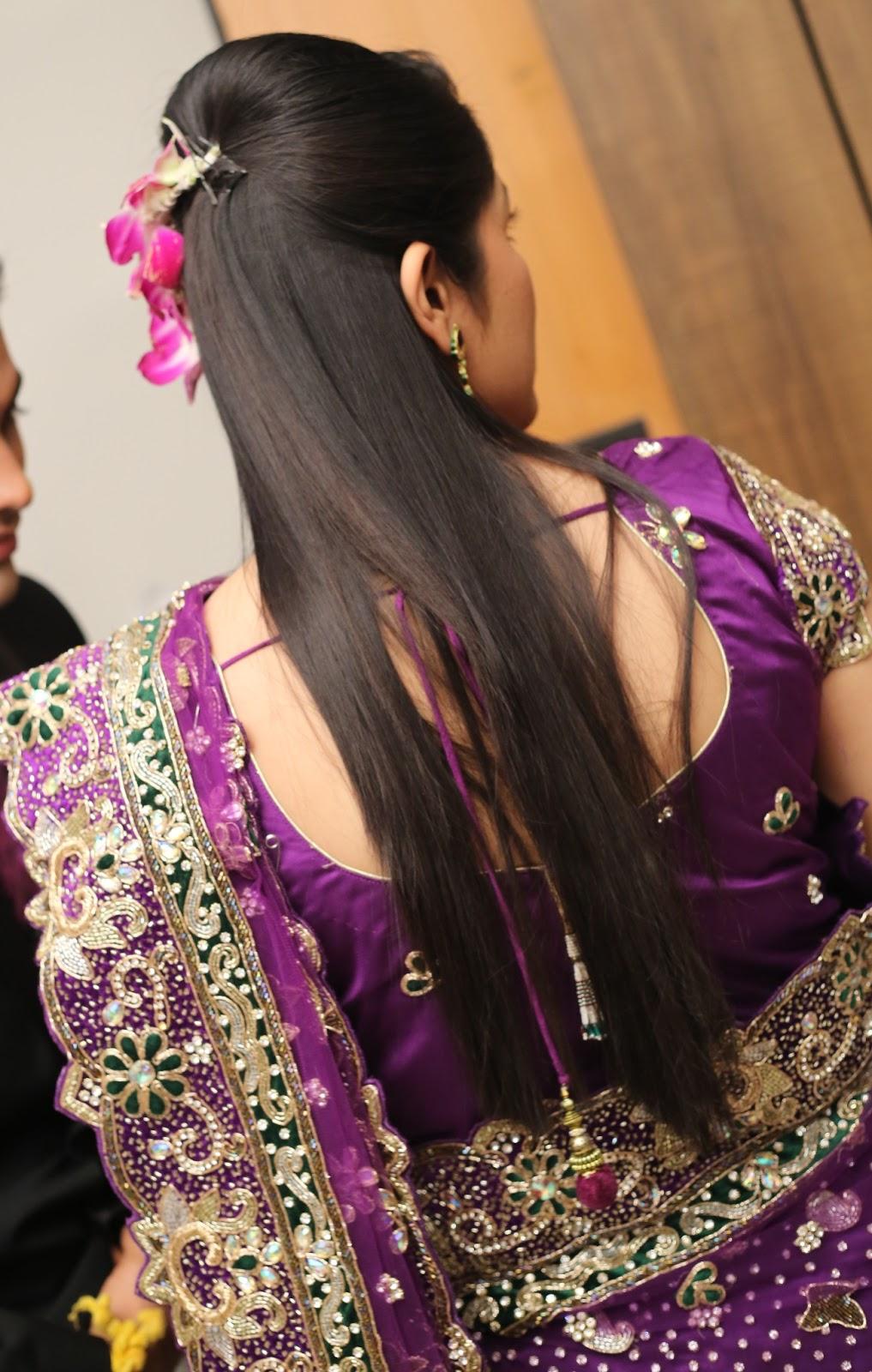 Marathi Bridal Hairstyle : Wedding planner indian bridal hair styles